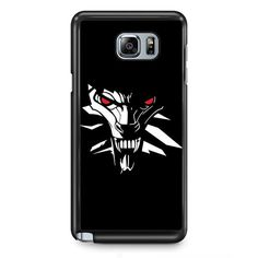The Witcher Logo TATUM-11154 Samsung Phonecase Cover Samsung Galaxy Note 2 Note 3 Note 4 Note 5 Note Edge