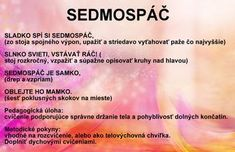 Detské hry - Album používateľky mery333 Preschool, Education, Children, Speech Language Therapy, Young Children, Boys, Kid Garden, Kids, Kindergarten
