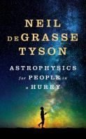 Acclaimed astrophysicist Neil deGrasse Tyson answers questions about the universe succinctly and clearly, with sparkling wit, in tasty chapters consumable anytime and anywhere in your busy day.