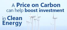 Putting a price on #carbon is one of the 5 ways of reducing drivers of #climatechange: http://wrld.bg/KA6NJ