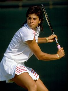 gabriela sabatini sweat - photo #17