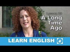 English Course Lesson 29 – Story: A Long Time Ago English Course, Long Time Ago, New Words, Learn English, Abraham Lincoln, Vocabulary, Learning, Speakers, Childhood