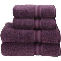Supreme Hygro US Hand Towel Color: Plum