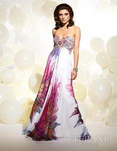 1c06049fb5 Terani P625 at Prom Dress Shop Terani Dresses