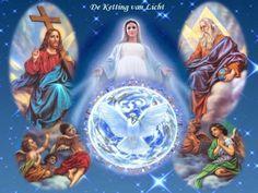 JEZUS en MARIA Groep.: DE KETTING VAN LICHT VAN MARIA...