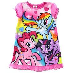My Little Pony Girls Pink Poly Nightgown Pajamas (8) Hasbro http://www.amazon.com/dp/B00TU5ACA4/ref=cm_sw_r_pi_dp_7Pehwb0XXS848