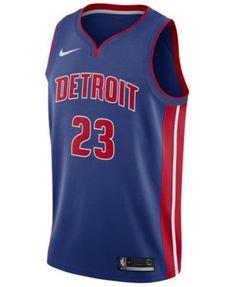6d6e83d9b86 Nike Men's Blake Griffin Detroit Pistons Icon Swingman Jersey - Blue 3XL Blake  Griffin, Detroit