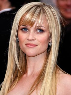 Best bangs Reese Witherspoon 2007 Academy Awards