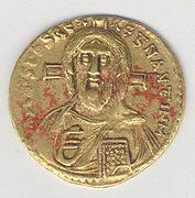 Szoiidusza Justinianus II (685-95)