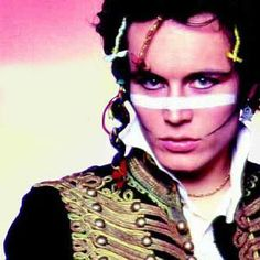 Adam Ant! Stand and Deliver - What do you look like! I loved Adam and the Ants. Man this brings back memories!!!!