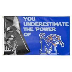 NCAA Memphis Tigers Deluxe Flag