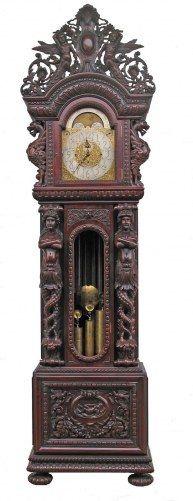 Victorian Grandfather Clock... gorgeous!