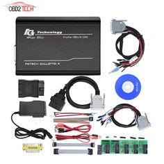 5pcs a lot V54 Fgtech Galletto 4 Unlock Version FG Tech ECU Chip Tuning Tool Programmer For Car Truck Motor Add OBD BDM Function #Affiliate
