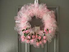 Valentine wreath tutorial