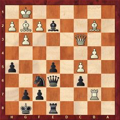Daily Chess Training: From this week's TWIC download: Meng-M.Haast Dutch League 2018 Black to move - how should he best continue? (more than the first move needed for a complete answer)