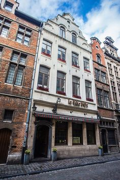 Museum of Cocoa and Chocolate -- Brussels, Belgium