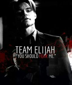 The Vampire Diaries | Elijah Mikaelson ♡