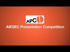 ▶ AIESEC Presentation Competition - Promo - YouTube