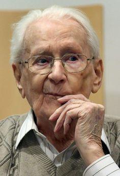 Oskar Gröning a tárgyaláson