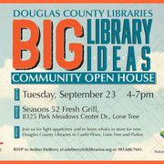 Douglas County Libraries have BIG Ideas for 2015 and beyond