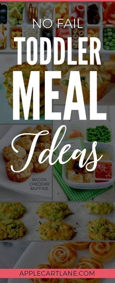 My toddler loved 9/10 of these! Here's my go-to toddler meals, toddler meal ideas, toddler snacks, what to feed a toddler, toddler breakfast ideas, toddler lunch ideas, toddler dinner ideas, healthy food for toddlers, toddler nutrition and much more! #healthytoddlersnacks #toddlersnacks