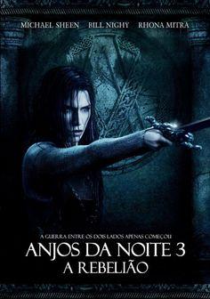 """""""Anjos da Noite 3: A Rebelião"""" (Underworld 3: Rise of The Lycans - 2009)"""