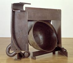 Sir Anthony Caro 'The Soldier's Tale', 1983 © The estate of Anthony Caro/Barford Sculptures Ltd