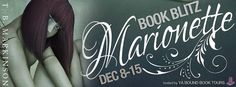 Books,Chocolate and Lipgloss: ❤❤Book Blitz + Giveaway- Marionette by TB Markinso...