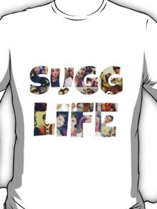 High quality Joe Sugg inspired T-Shirts by independent artists and designers from around the world. Sugg Life, Zoe Sugg, British Youtubers, Shirt Designs, African, Mens Fashion, Hoodies, T Shirt, Shopping