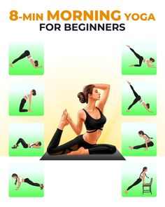 Gym Workout Videos, Gym Workout For Beginners, Fitness Workout For Women, Yoga For Beginners, Yoga Fitness, Gym Workouts, Bridge Workout, Yoga Training, Basic Yoga