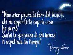 Buongiorno a tutti !   Vincenzo Lubrano