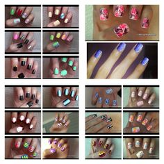 If you are looking for easy, cute, diy nail toutorials, your first and last search on youtube should be @MissJenFABULOUS
