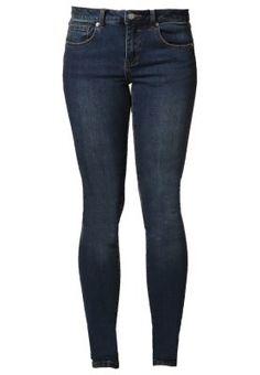 Pedir Vila CRUSH - Pantalón de tela - dark blue denim por 39,95 € (6/01/15) en Zalando.es, con gastos de envío gratuitos.