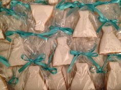Bridal Shower Cookies by Carmen