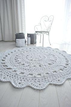 Dywan bawełniany - w4design - Dywany