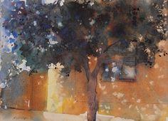 Watercolour paintings | Penovác Endre - Penovac Endre - Endre Penovac