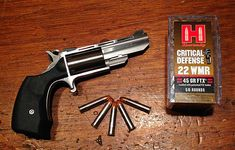 North American Arms, Gun Holster, Guns And Ammo, Firearms, Hand Guns, Weapons, Revolvers, Pew Pew, Pistols