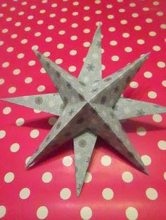 Kreafreak: DIY stjerner