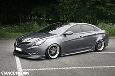 Official stance and hellaflush thread - Page 2 - Hyundai Sonata Forum