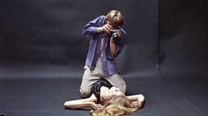 BLOW-UP directed by MICHELANGELO ANTONIONI United Kingdom, 1966