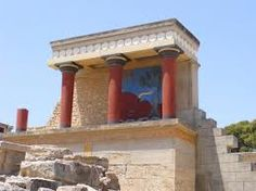 23 March - the British archaeologist Sir Arthur Evans began his excavation of the lost Minoan Palace of Knossos 5 miles south of Heraklion on the island of Crete, allegedly on a flower-covered hill. Heraklion, Minoan, Bronze Age, Crete, Ruler, Archaeology, Climate Change, Geography, Gazebo