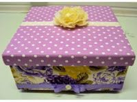 ABruxinhaCoisasGirasdaCarmita: Caixa para colocar lingeri