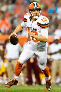 Josh McCown, Cleveland Browns