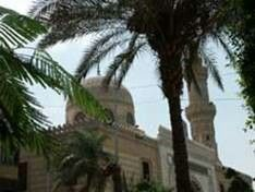 Mazar and Mosque of Hazrat Nafisa binte Hassan (May Allah be pleased with her) in Cairo, Egypt