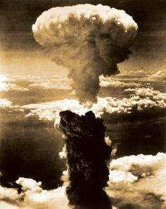 Atomic Bombings on Hiroshima and Nagasaki in 1945