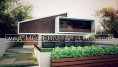 طراحی ویلا | ساخت ویلا | اجرای ویلا | طراحی ویلای مدرن | طراحی ویلای کلاسیک | مدرن ویلا Modern Villa Design, Garden, Outdoor Decor, House, Home Decor, Architecture, Decoration Home, Room Decor, Lawn And Garden