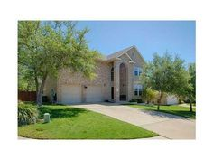 Beautiful 5 bedroom, 3 full bath, 3403 sq. ft home, cul-de-sac, in Leander ISD.  Spacious home with formal living and  dining.  Three living areas, huge kitchen with island and gas stove. One bedroom and full bath downstairs.  Downstairs bedroom  has extra insulation in the walls for privacy. 4 bedrooms upstairs, including master.  One bedroom converted into an office/craft room with built-in desk and cabinets. This home is at the end of a cul-de-sac lot. Large relaxing backyard and…