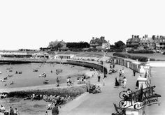 Westgate on Sea in The 1960s (but I saw it in 2013!)