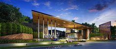 Natura Trend ศรีนครินทร์ (PREVIEW) : Review Your Living รีวิวบ้านโครงการใหม่ รีวิวหมู่บ้านใหม่