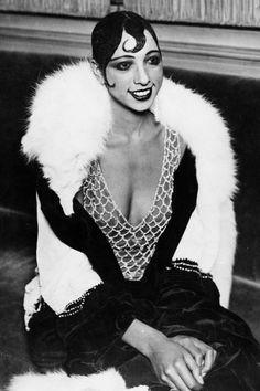 vintagegal:    Josephine Baker c. 1928